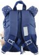 Детский рюкзак с ушками YES OX-17 синий, фото №4 - интернет магазин stunner.com.ua
