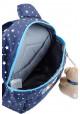 Детский рюкзак с ушками YES OX-17 синий, фото №5 - интернет магазин stunner.com.ua