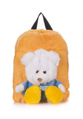 Фото Детский рюкзак из меха Kiddy Backpack