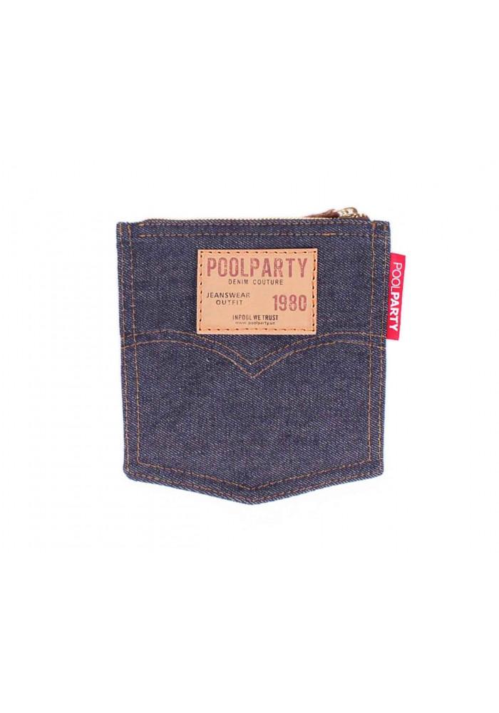 Косметичка женская в виде кармана Poolparty Pocket