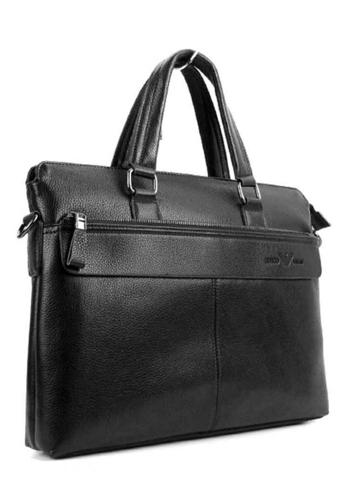 Мужской кожаный портфель AJ 6618