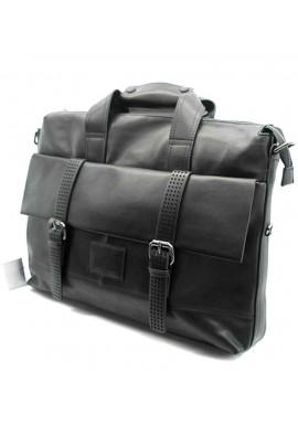 Фото Мужской кожаный портфель из экокожи 6957