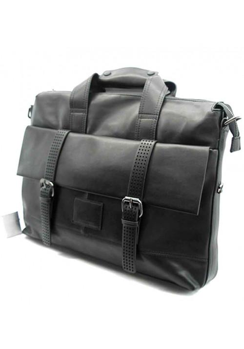 Мужской кожаный портфель из экокожи 6957