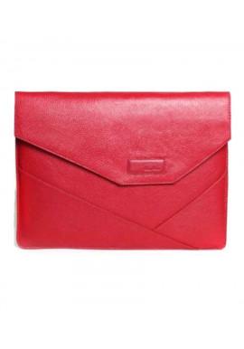Фото Папка для ноутбука MacBook 12″ ISSA HARA красная
