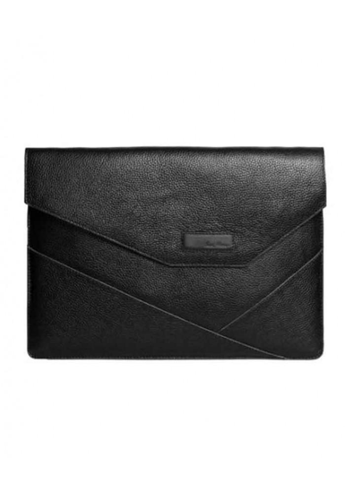 Папка для ноутбука MacBook 13″ ISSA HARA черная