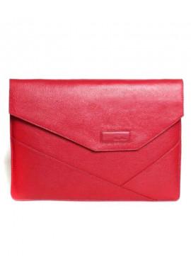 Фото Папка для ноутбука MacBook 13″ ISSA HARA красная