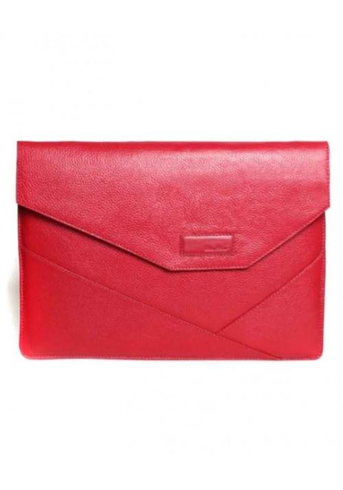 Папка для ноутбука MacBook 13″ ISSA HARA красная