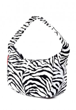 Фото Сумка женская Poolparty Purse Zebra
