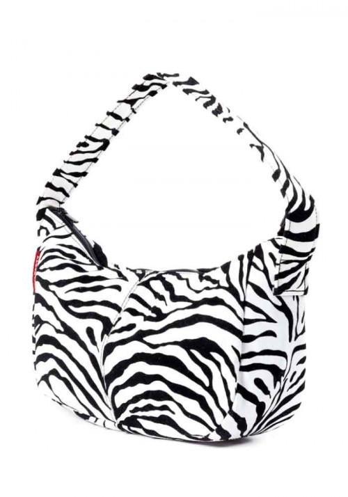 Сумка женская Poolparty Purse Zebra