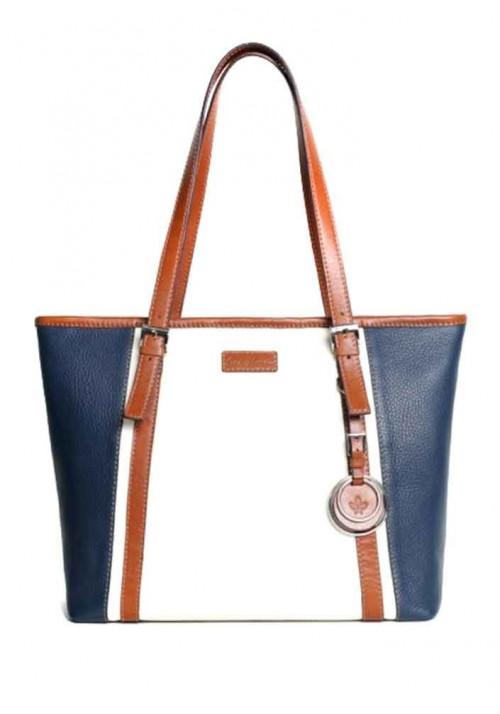 Женская кожаная сумка серии INSPIRATION ISSA HARA