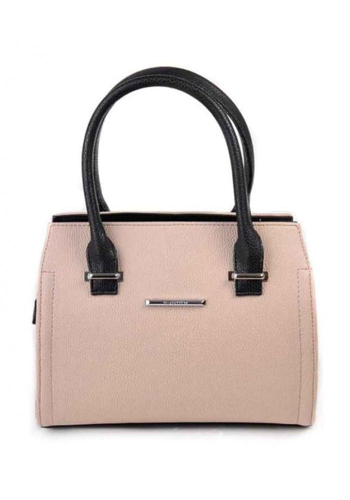 Качественная сумка женская Камелия бежевая