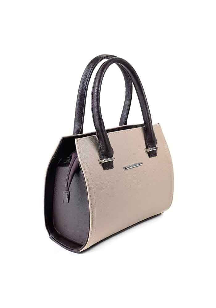 Качественная сумка женская Камелия серая