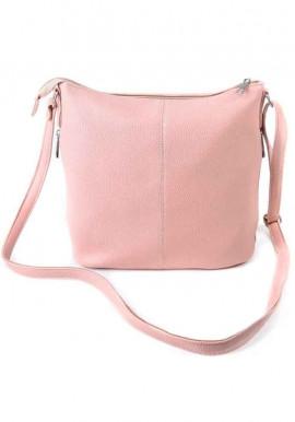 Фото Сумка женская через плечо Камелия розовая М78-65