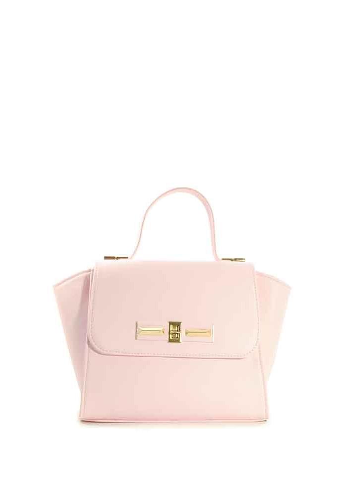 Розовая женская сумочка Betty Pretty