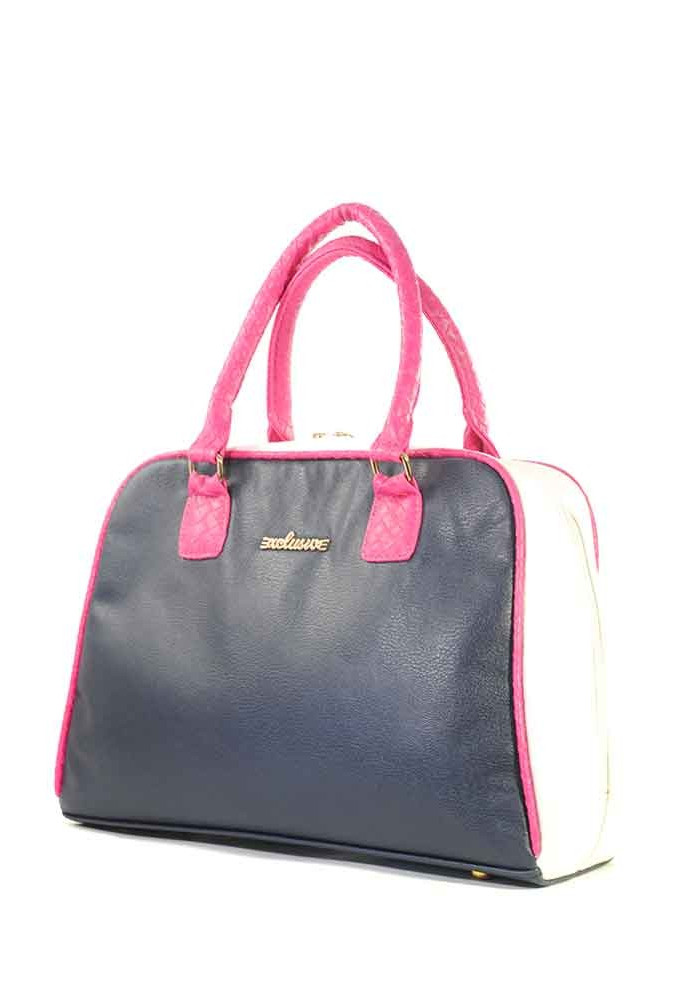 Сине-белая женская сумка Tonek