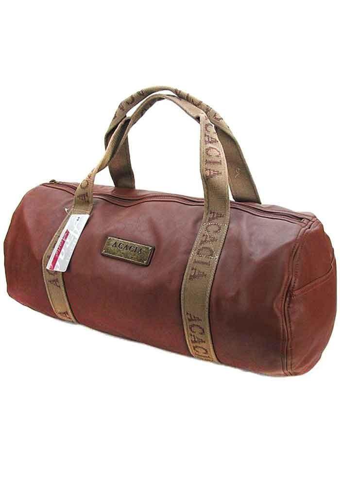 Спортивная сумка из эко-кожи Acacia 0045-2
