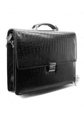 Фото Мужской кожаный портфель Desisan 205-11