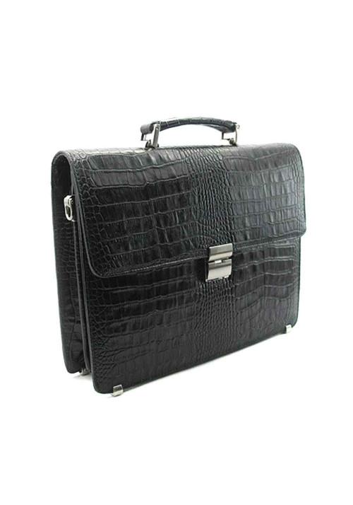 Мужской кожаный портфель Desisan 2005-11