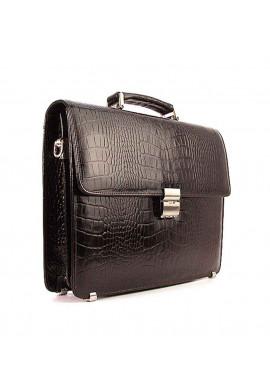 Фото Мужской кожаный портфель Desisan 2005-19
