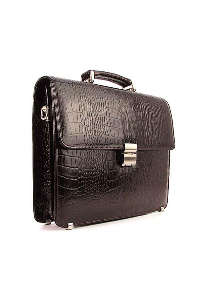 Мужской кожаный портфель Desisan 2005-19