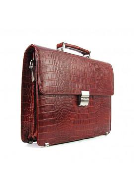 Фото Мужской кожаный портфель Desisan 2005-15