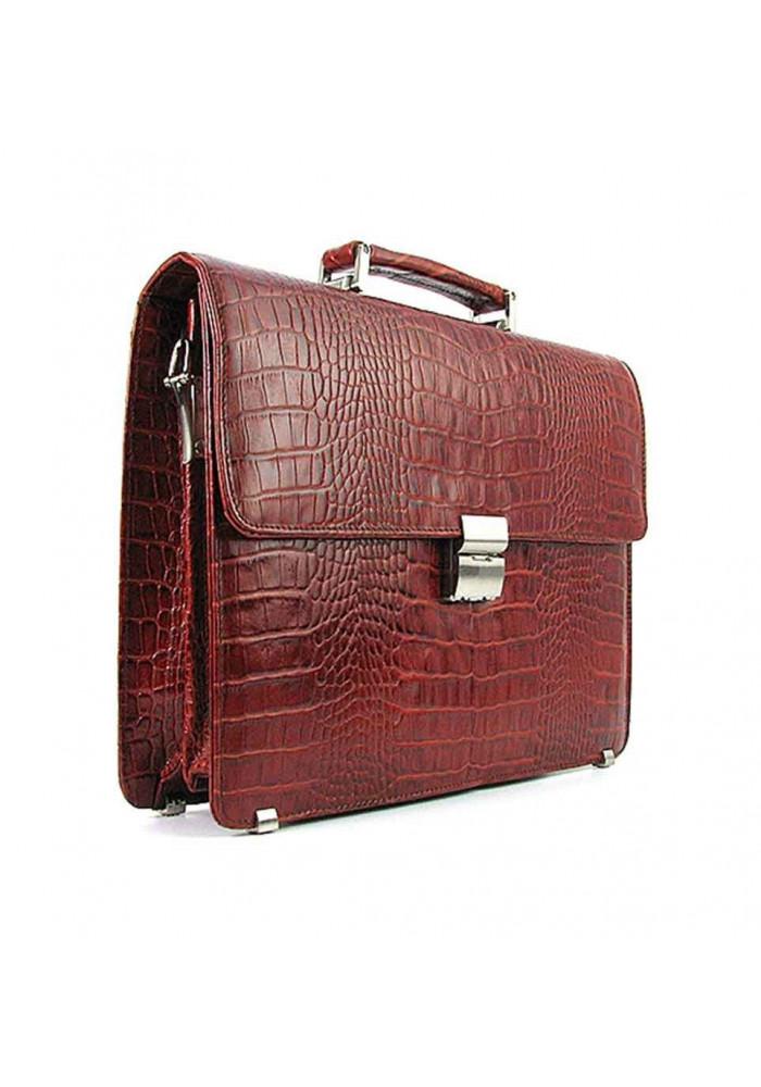Мужской кожаный портфель Desisan 2005-15