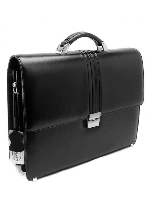 Кожаный мужской портфель Desisan 317-1