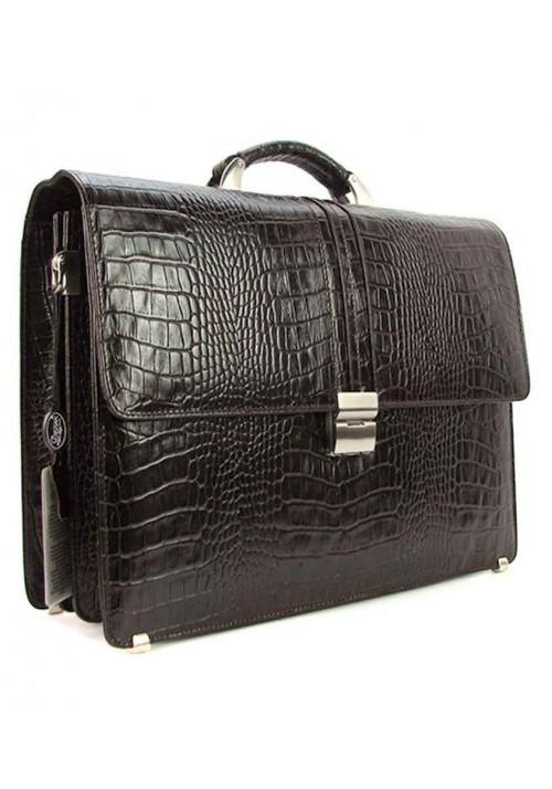 Кожаный мужской портфель Desisan 317-19
