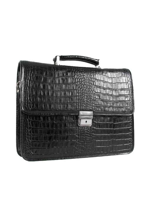 Кожаный мужской портфель Desisan 320-11