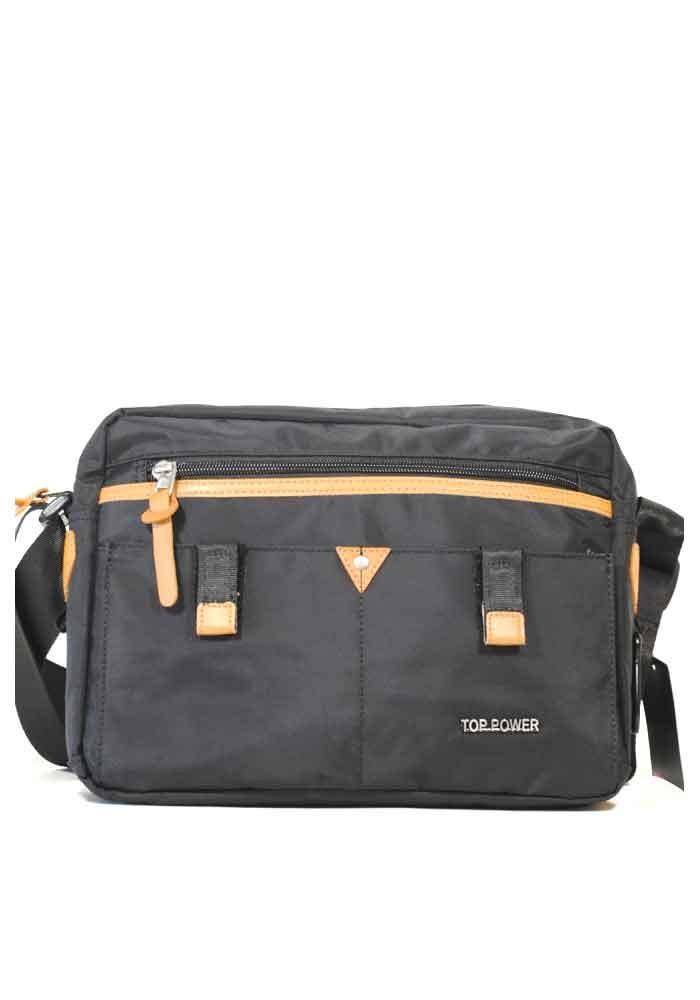49928774c58b ... Горизонтальная мужская сумка через плечо Top Power, фото №2 - интернет  магазин stunner.