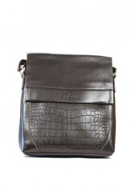 Фото Мужская сумка через плечо Fashion 2063-2 коричневая