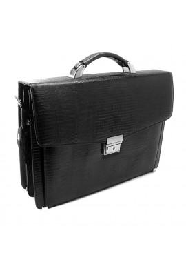 Фото Мужской классический кожаный портфель Canpellini 2026-143