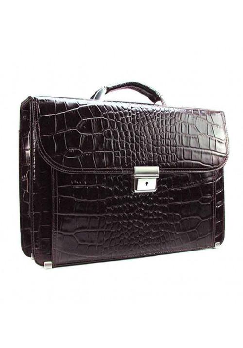 Мужской кожаный портфель Canpellini 1550-19