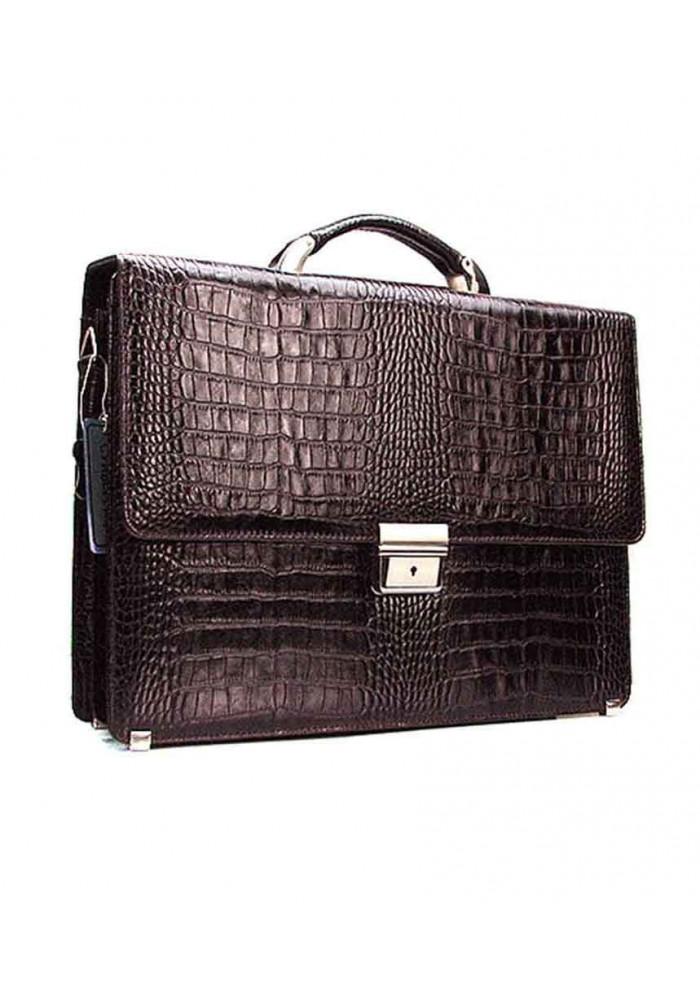 Мужской кожаный портфель Canpellini 3023-19