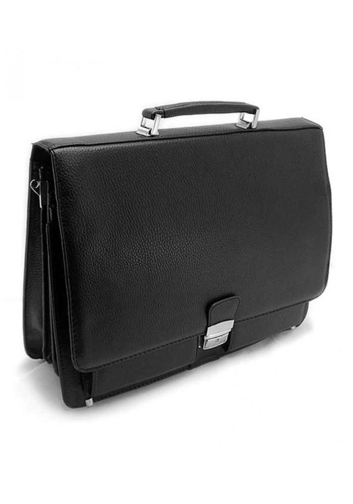 Черный мужской портфель 6806
