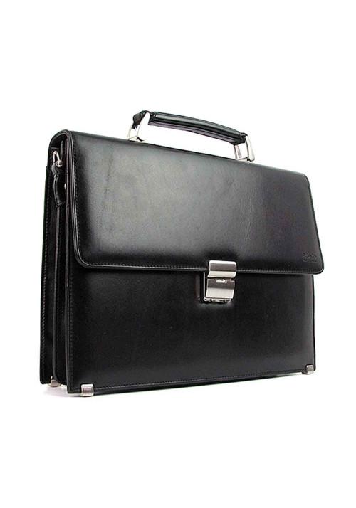Мужской портфель кожаный Bond 1283
