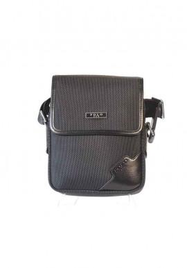 Фото Маленькая мужская сумка через плечо POLO 668-1-blk