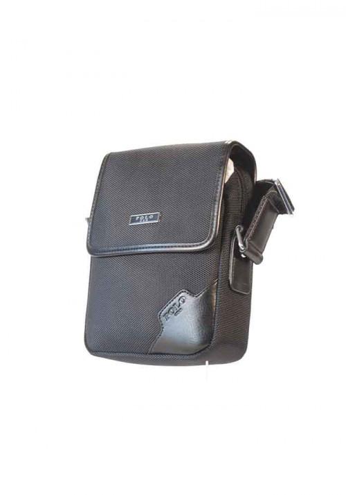 Маленькая мужская сумка через плечо POLO