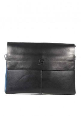 Фото Горизонтальная мужская сумка через плечо Gorangd 6693-6