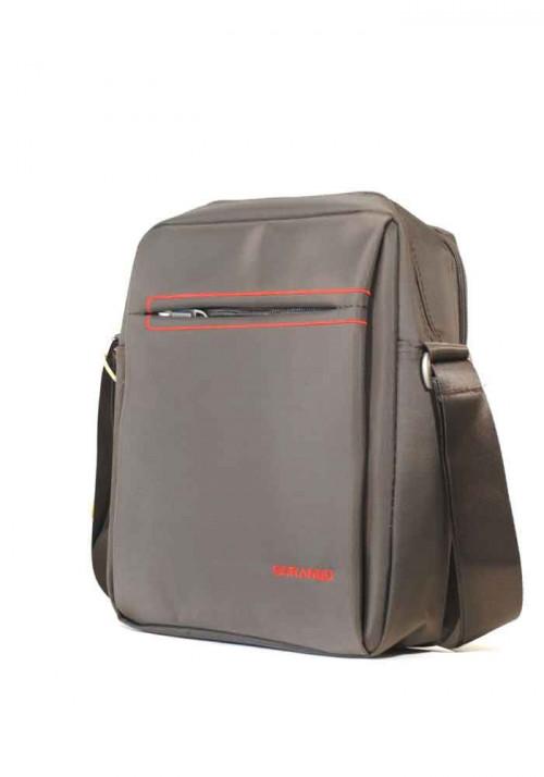 Мужская сумка через плечо Gorangd 7893