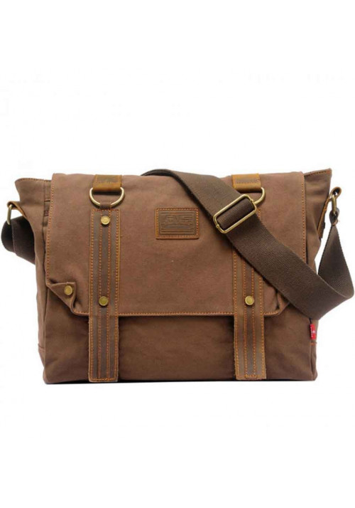 Мужская сумка из ткани Augur CV