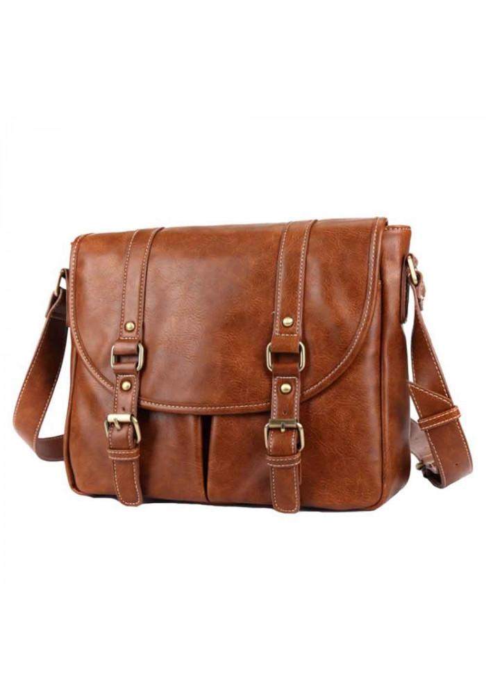 Мужская сумка из экокожи BritBag LC