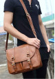 Мужская сумка из экокожи BritBag LC, фото №8 - интернет магазин stunner.com.ua