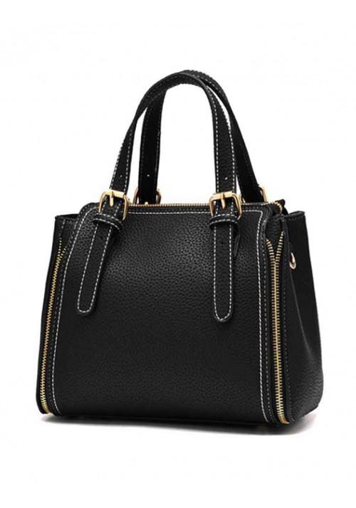 Маленькая женская сумочка Amelie Black
