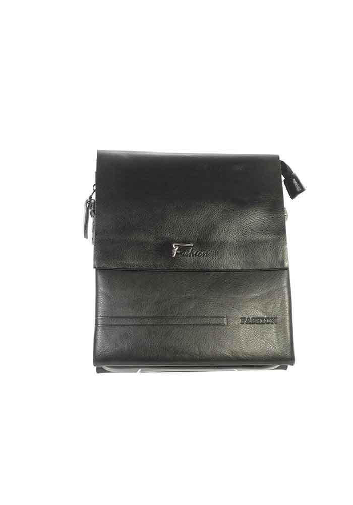 Мужская сумка через плечо Fashion с клапаном - Фото сумки