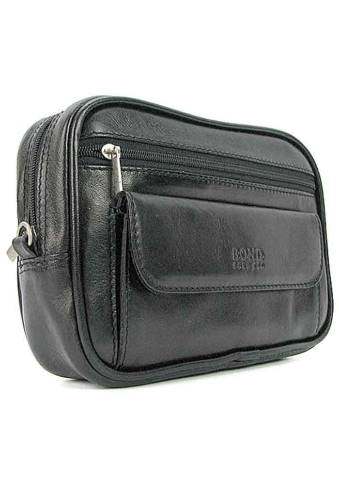 e055b3eab6bd Мужская кожаная сумка на пояс Bond 165 - купить в Киеве, выгодная ...