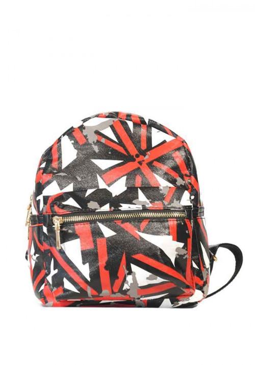 Маленький молодежный рюкзак Red Lines