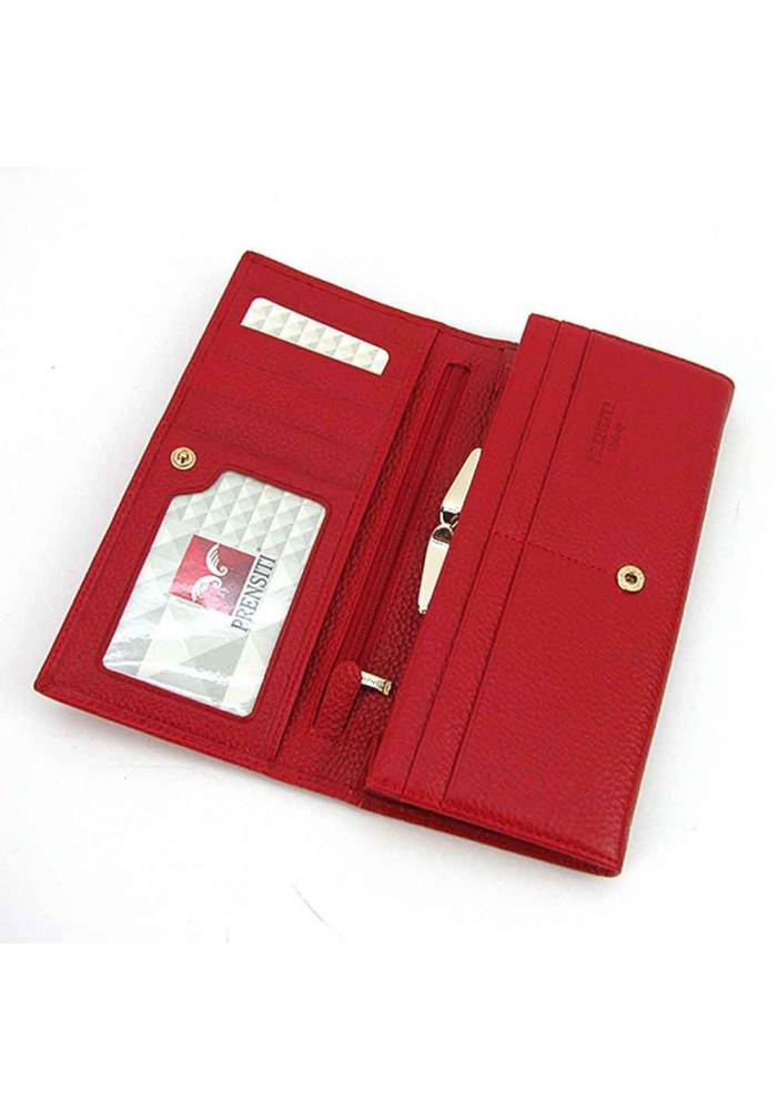 51074efe562d ... Женский кожаный кошелек Prensiti 2221 красный, фото №3 - интернет  магазин stunner.com ...