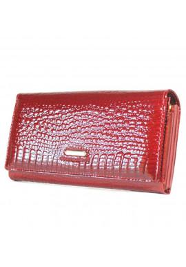 Фото Красный лаковый женский кошелек Balisa C826-QB2-red