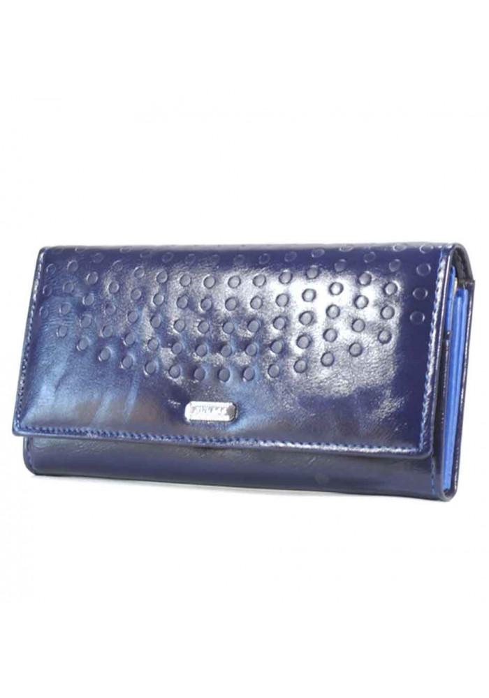 Синий женский кошелек Gulass